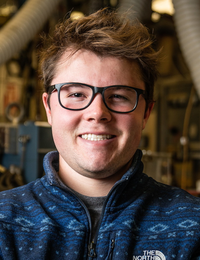 U Physics Student Awarded Prestigious Churchill Scholarship