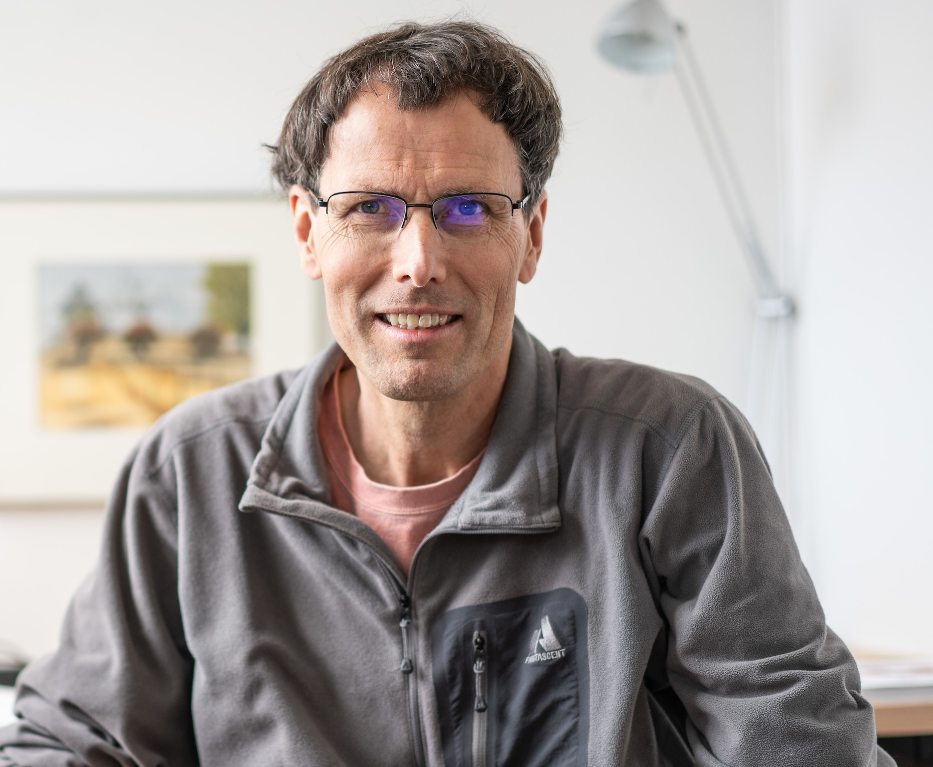 Gernot Laicher Receives Distinguished Teaching Award